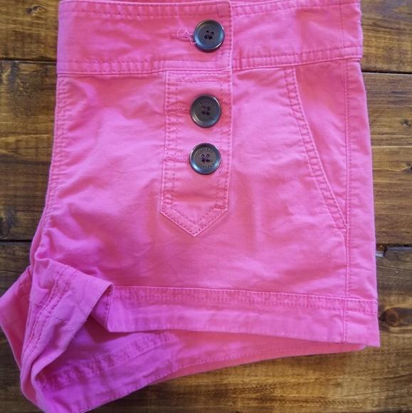 Express Pants - Express cotton twill shorts